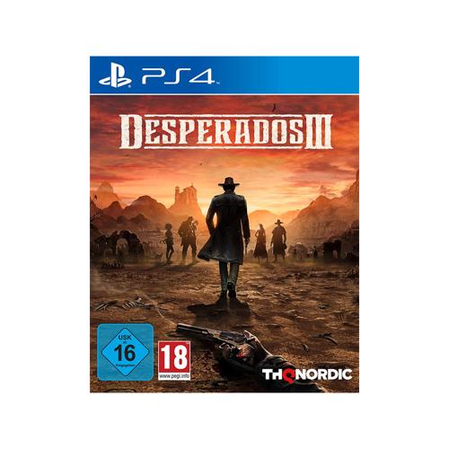 Sony Desperados 3 - PS4
