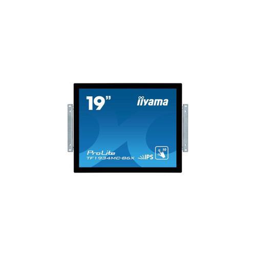 "iiyama ProLite TF1934MC-B6X 48,26cm (19"") 5:4 10-Punkt Multitouch-Monitor"