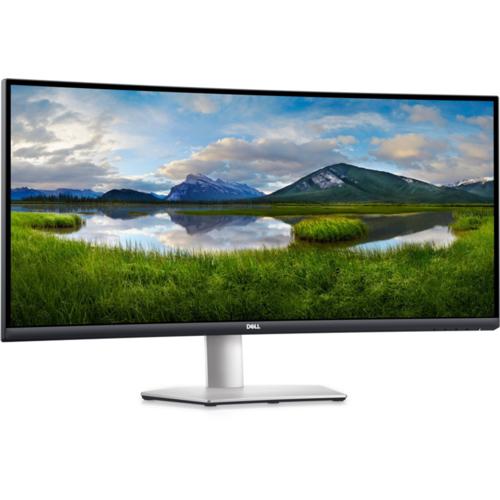 "DELL S3422DW 86,4cm (34"") UWQHD 21:9 Curved Monitor HDMI/DP 100Hz FreeSync HV LS"