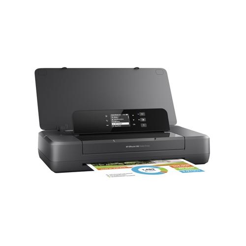 HP OfficeJet 200 mobiler Farb-Tintenstrahldrucker