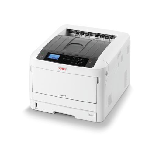 OKI C824n LED-Farblaserdrucker LAN A3