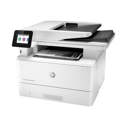 HP LaserJet Pro MFP M428fdn S/W-Laserdrucker Scanner Kopierer Fax LAN
