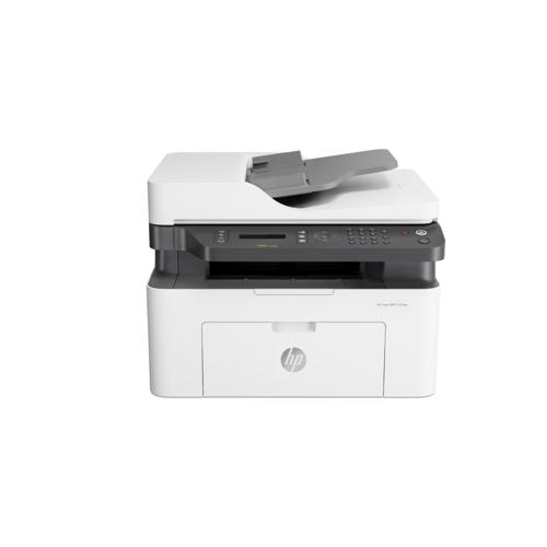 HP Laser MFP 137fwg S/W-Laserdrucker Scanner Kopierer Fax LAN WLAN