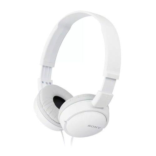 Sony MDR-ZX110 On Ear Kopfhörer - faltbar Weiß