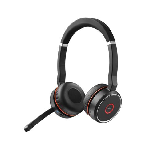 Jabra Evolve 75 UC drahtloses Stereo Headset