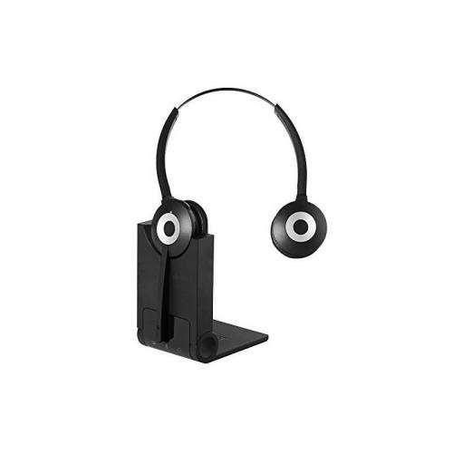 Jabra PRO 930 MS duo schnurloses Headset (MS Skype for Business)