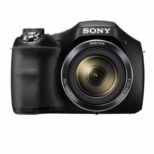 Sony Cyber-shot DSC-H300 Bridgekamera Schwarz