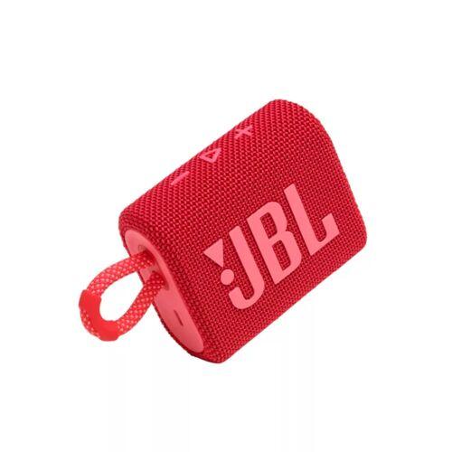 JBL GO 3 rot Ultraportabler Bluetooth Lautsprecher IPX67