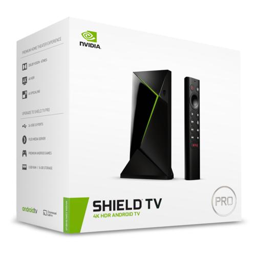 NVIDIA® SHIELD® TV PRO