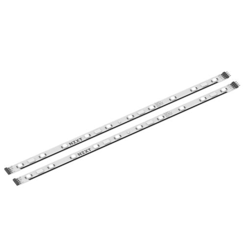 NZXT Hue 2 Gehäuse RGB LED-Streifen 300 mm weiß