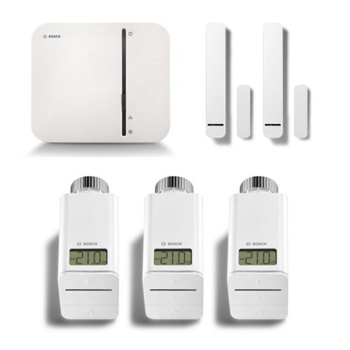 Bosch Smart Home Starter Set smartes Heizen