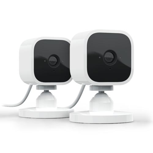 Amazon Blink Mini 2 - Kamera System intelligente Plug-in-Überwachungskamera 1080p