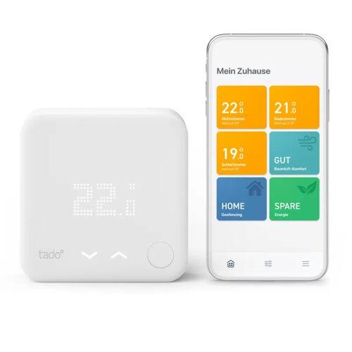 tado° Starter Kit - Smartes Wireless Thermostat V3+ Funk inkl. Bridge