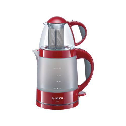 Bosch TTA2010 Teebereiter Türkische Art 2,0l rot