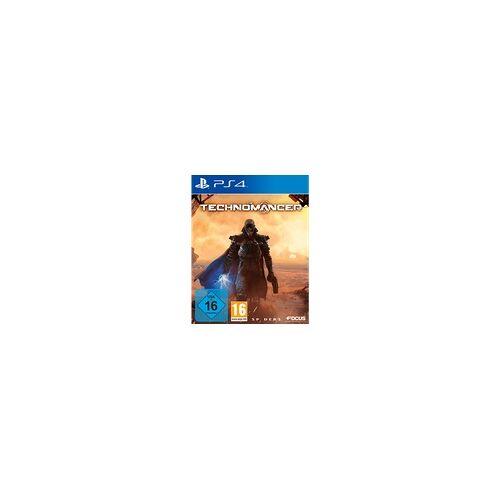 Focus TECHNOMANCER - [PlayStation 4]