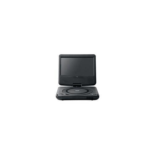 OK. OPD 720-1 Tragbarer DVD-Player, Schwarz