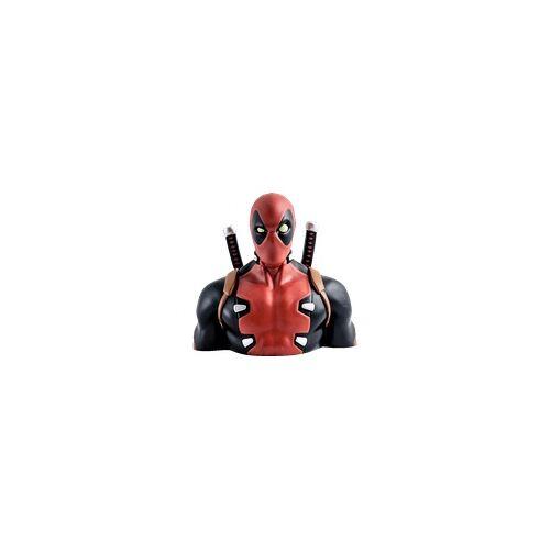 Semic Distribution Marvel Deluxe Spardose Deadpool Büste