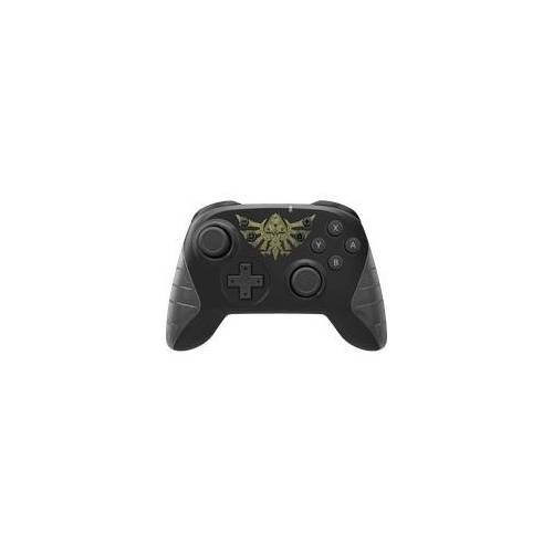 HORI Wireless Switch Controller- Zelda (USB-C) Controller} Grau