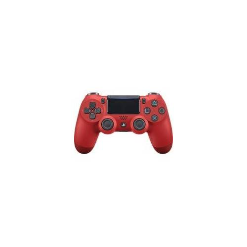Sony PlayStation 4 Wireless Dualshock v2 Controller} Magma Red