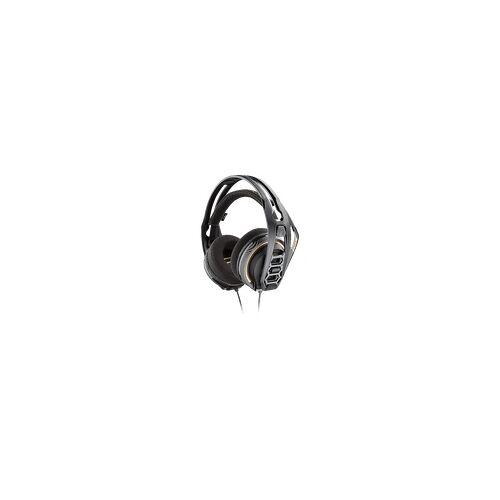 NACON PL52470 RIG 400 Pro HC (PC-Dolby Atmos), Over-ear Kopfhörer Schwarz/Bronze