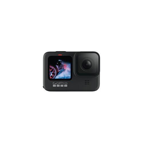 GOPRO GoPro HERO9 Actioncam, Schwarz Actioncam 5K, 4k, HD, WLAN, Touchscreen