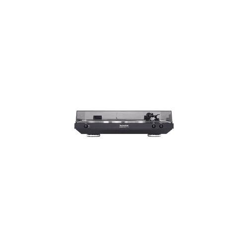 TechniSat 0000/9412 Techniplayer LP 200 Plattenspieler Schwarz/Silber