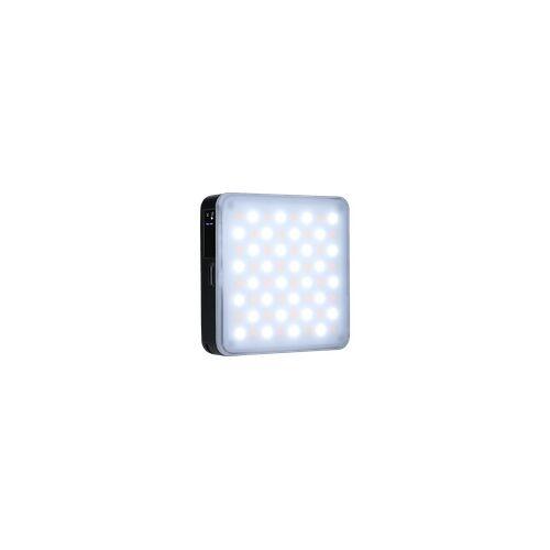 """ROLLEI Lumen Square für USB-C (5 V / 2 A), 1/4""""-Stativgewinde (1 - 100 %)"""