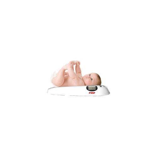 REER 6409 Babywaage Weiß