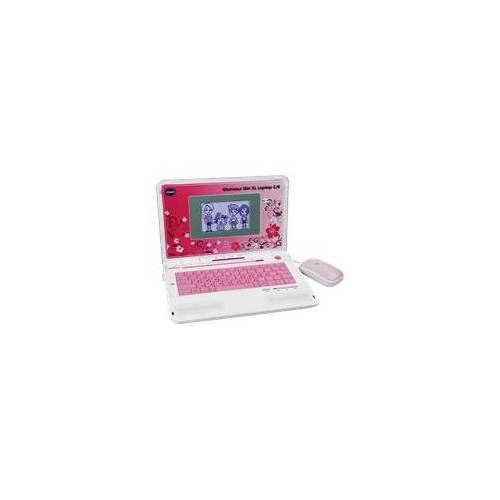 VTECH Glamour Girl XL Laptop E/R Laptop, Pink/Rosa