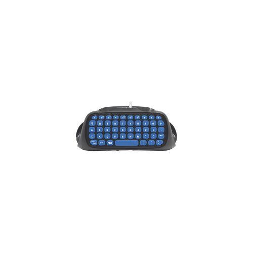 SNAKEBYTE SB909900 PS4 KEY:PAD - Controller, Tastatur, Schwarz/Blau