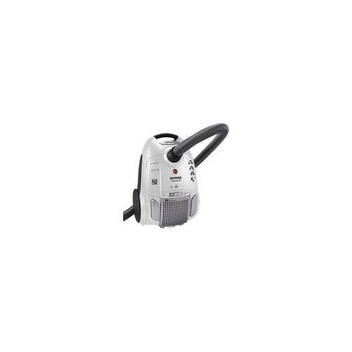 Hoover TE70_TE66 Bodenstaubsauger Staubsauger, maximale Leistung: 700 Watt, Weiß)