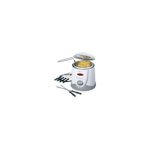 CLATRONIC FFR 2916 Fritteuse 900 Watt Weiß