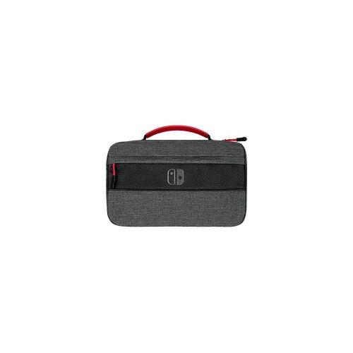 PDP LLC Elite Tasche Zubehör für Nintendo Switch, Grau