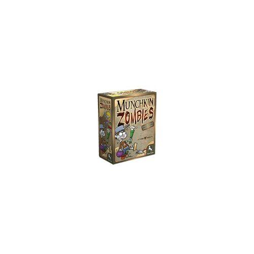 PEGASUS SPIELE Munchkin Zombies 1+2 Brettspiel Mehrfarbig