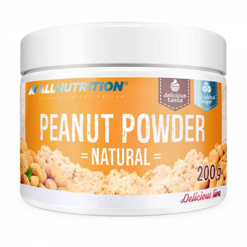 Allnutrition Erdnussbutter Pulver 200g Natural