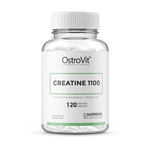 OstroVit Creatine 120 Kapseln hochdosiert