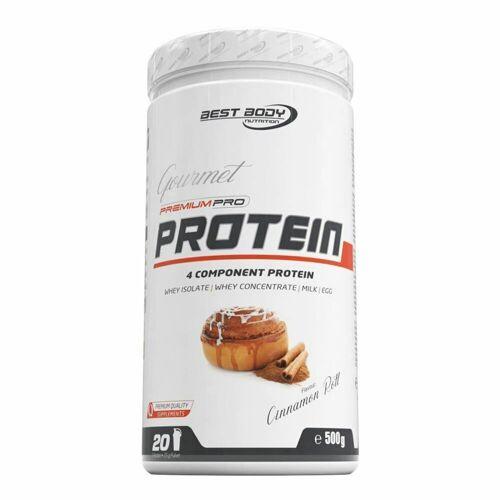 Best Body Nutrition Best Body Gourmet Premium Pro Protein - 500g Zimtschnecke