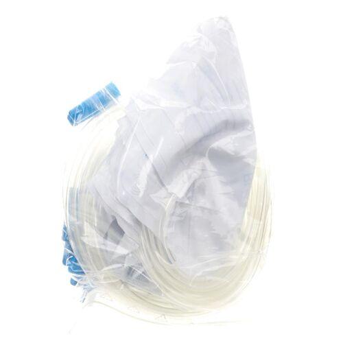 ACA Urinbeutel mit Ventil und Abfluss 2L