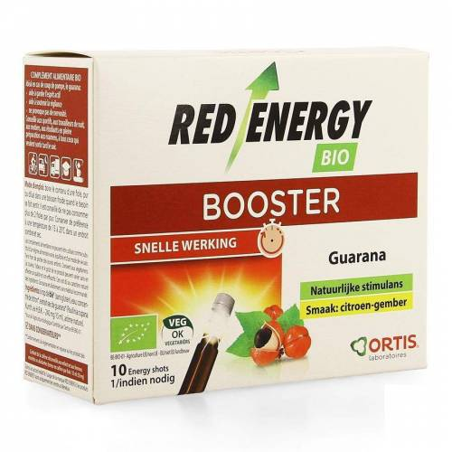 Red energy Ortis Red Energy ohne Alkohol