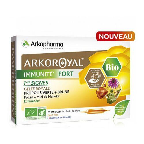 Arkopharma Arko Royal Immunität Fort bio