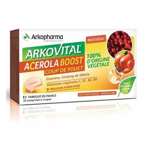 Arkopharma Arkovital Acerola Boost