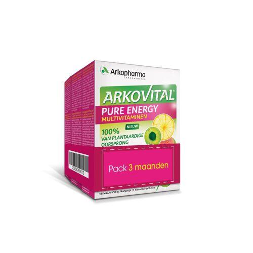 Arkopharma Arkovital Pure Energy Promo