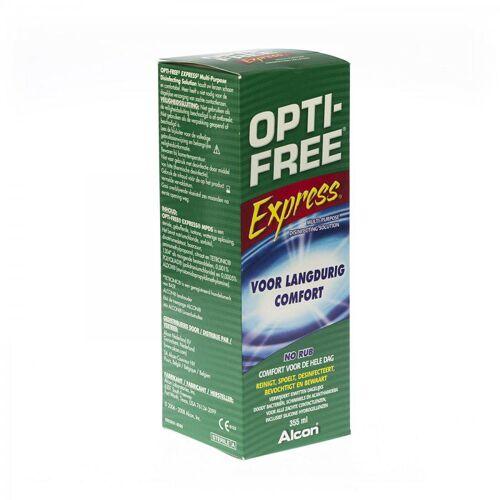Opti-free Optifree Express Linsenflüssigkeit All-in-One