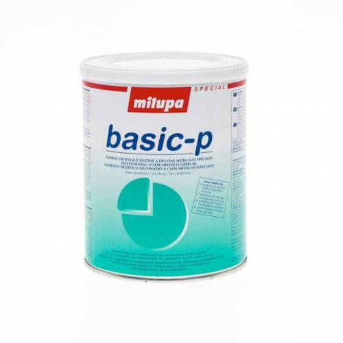 Milupa Basic-p Milupa