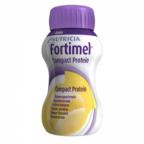 Fortimel Nutricia Fortimel Compact Protein Banane