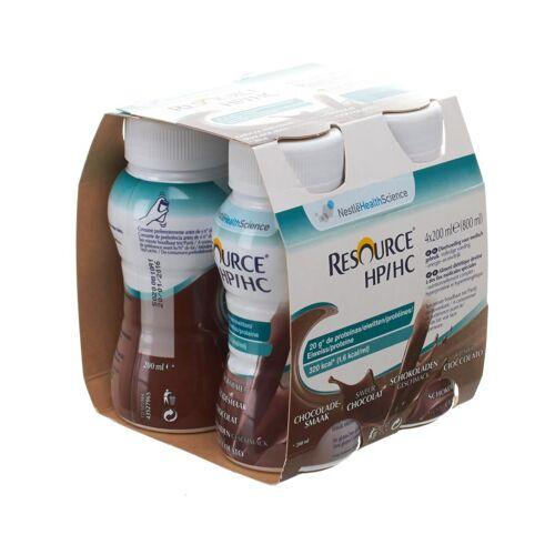 Resource Nestlé Ressource HP/HC Schokolade