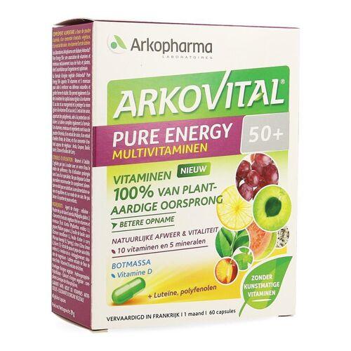 Arkopharma Arkovital Pure Energy 50+