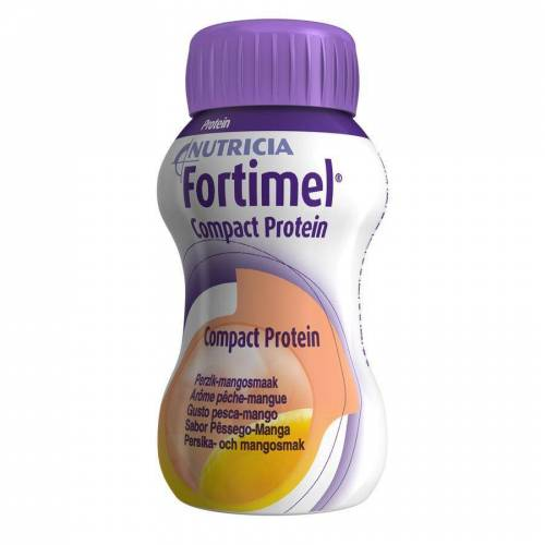 Fortimel Nutricia Fortimel Compact Protein Pfirsich-Mango