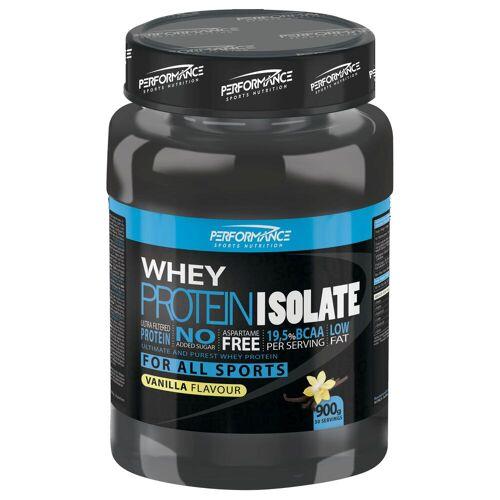 Performance Whey Protein Isolat Vanille