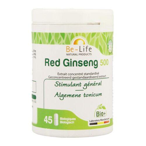 Be-Life Red Ginseng 500 Bio